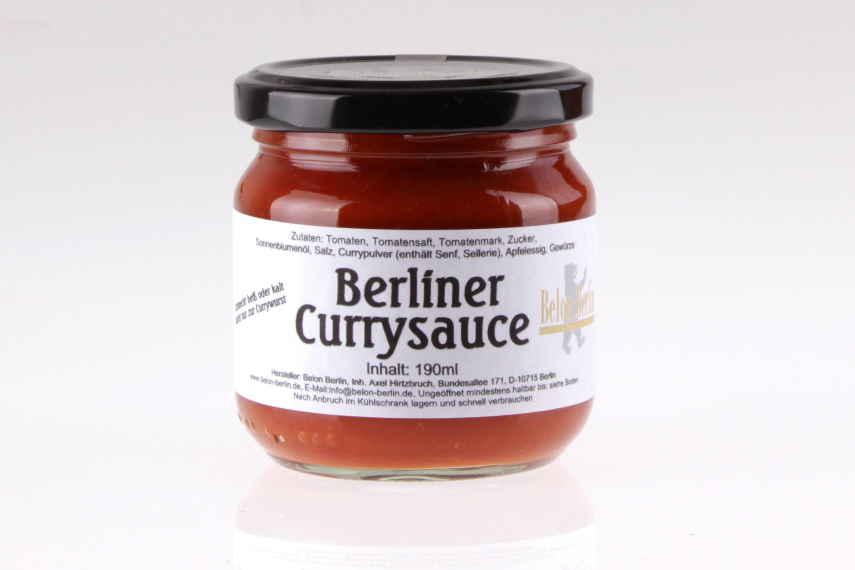 Berliner Currysauce Klassiker von feinjemacht online kaufen