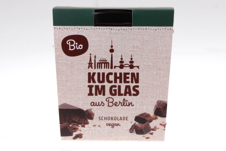 Schokoladen Kuchen im Glas aus Berlin von feinjemacht kaufen
