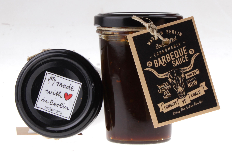 Sweet and Salty BBQ Sauce von feinjemacht aus Berlin