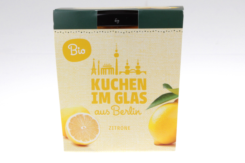 Zirtonenkuchen im Glas von feinjemacht aus Berlin