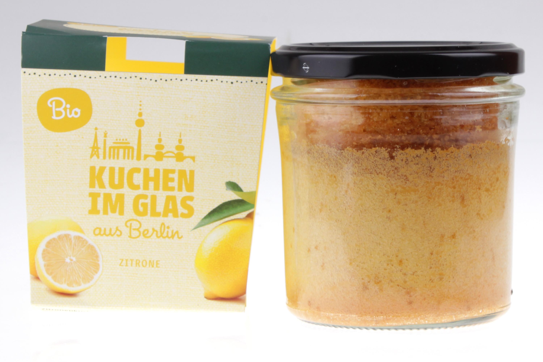 Zitronen Kuchen im Glas aus Berlin von feinjemacht kaufen