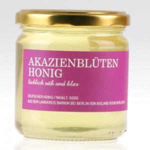 Akazienblüten Bio Honig von feinjemacht