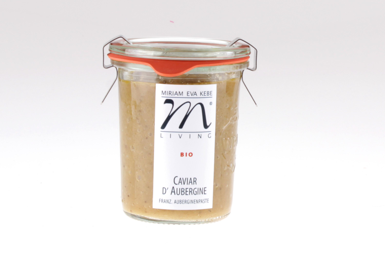 Caviar d'aubergine Aufstrich von feinjemacht