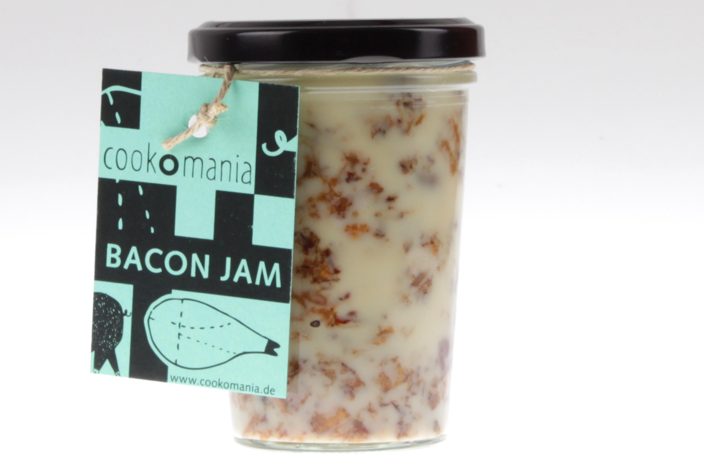 Cranberry Bacon Jam Speckmarmelade von feinjemacht