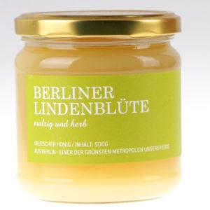Berliner Lindenblüten Bio Honig von feinjemacht