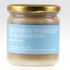 Bourbon Vanille in Rapshonig von feinjemacht