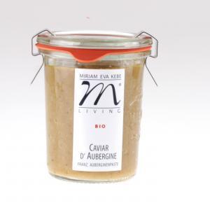 Auberginenaufstrich Caviar d'aubergine von feinjemacht