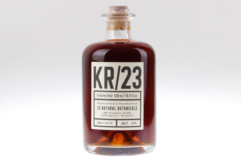 KR23 Kräuterlikör von feinjemacht