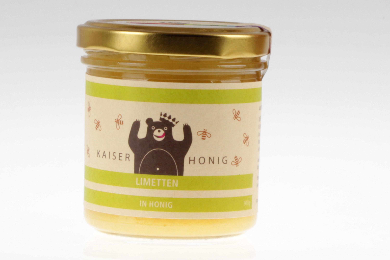 Limetten Honig von feinjemacht