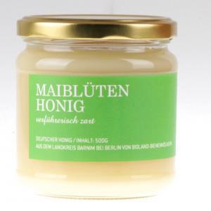 Maiblüten Bio Honig von feinjemacht