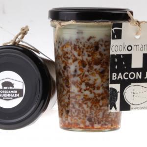 Potsdamer Sauenhain Bacon Jam Speckmarmelade von feinjemacht