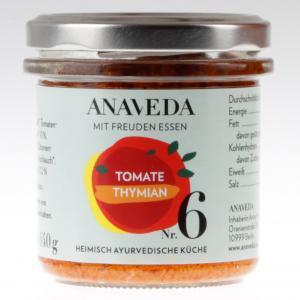 Tomate Thymian Aufstrich von feinjemacht