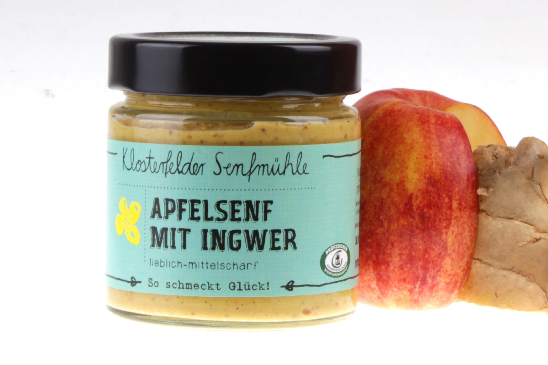Apfel Ingwer Senf von feinjemacht