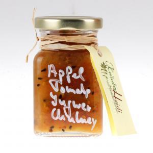 Apfel Tomate Ingwer Chutney von feinjemacht