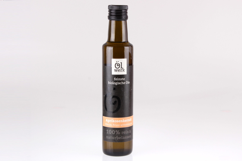 Bio Aprikosenkernöl Speiseöl von feinjemacht