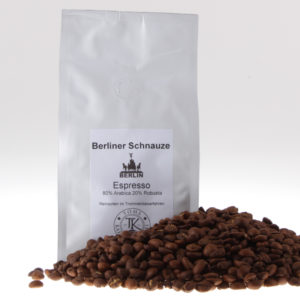 Berliner Schnauze Espresso von feinjemacht