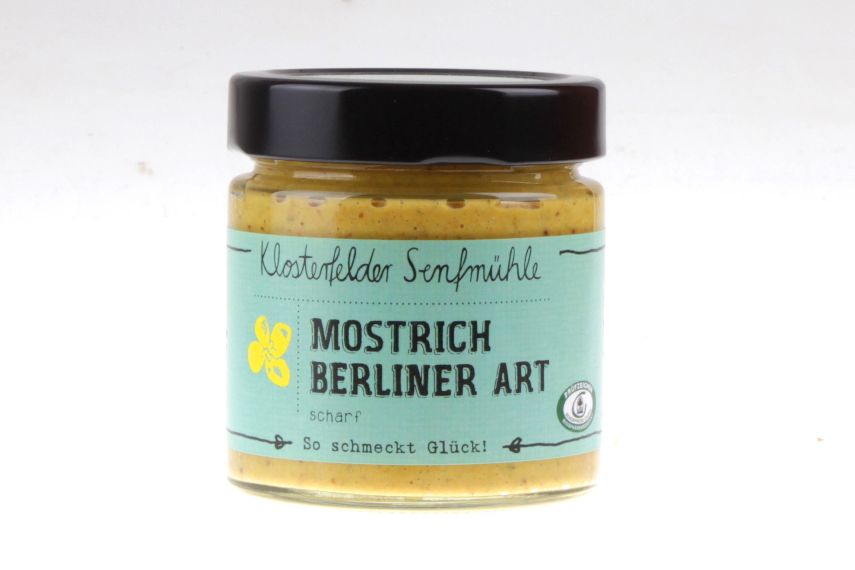 Berliner Senf von feinjemacht