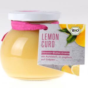 Lemon Curd Dessert Creme von feinjemacht