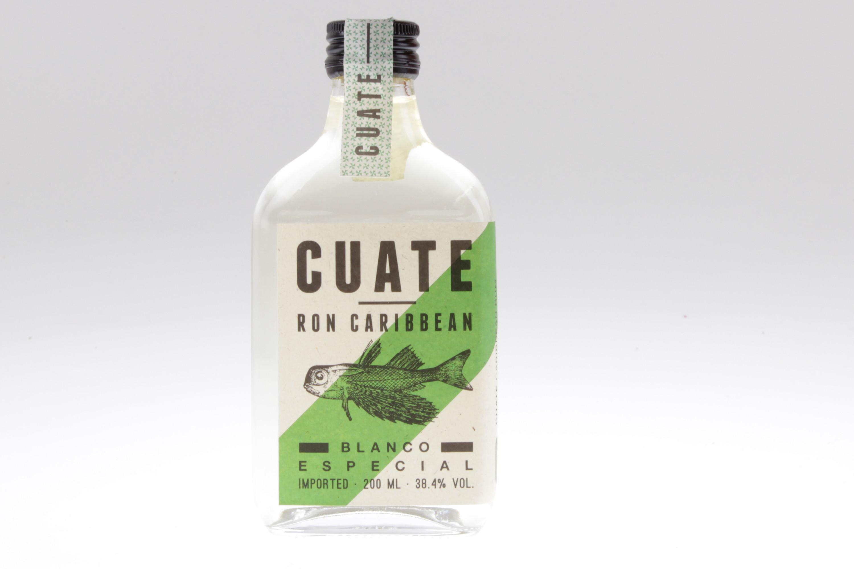 Weisser Rum Cuate Ron 01 von feinjemacht