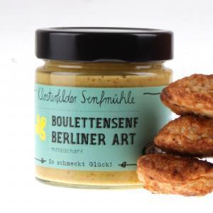 Bouletten Senf Berliner Art von feinjemacht
