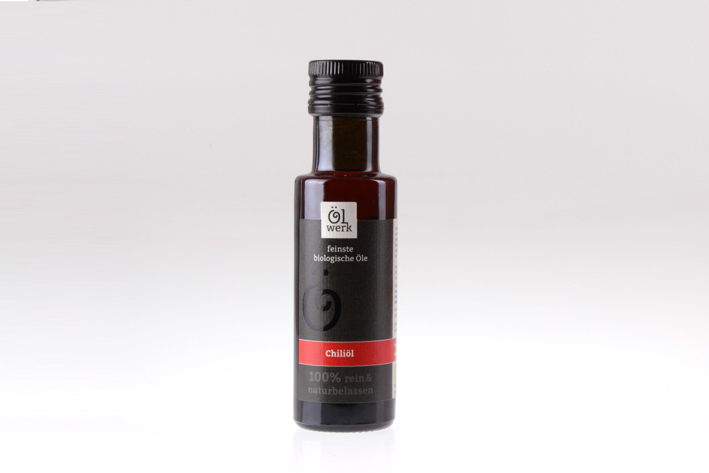 Chiliöl Bio Würzöl von feinjemacht