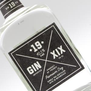 Gin XIX Premium Dry von feinjemacht