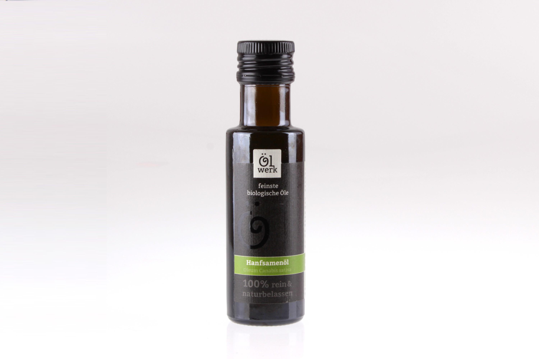 Hanföl Bio Speiseöl von feinjemacht