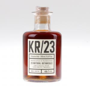Kräuterlikör KR23 von feinjemacht