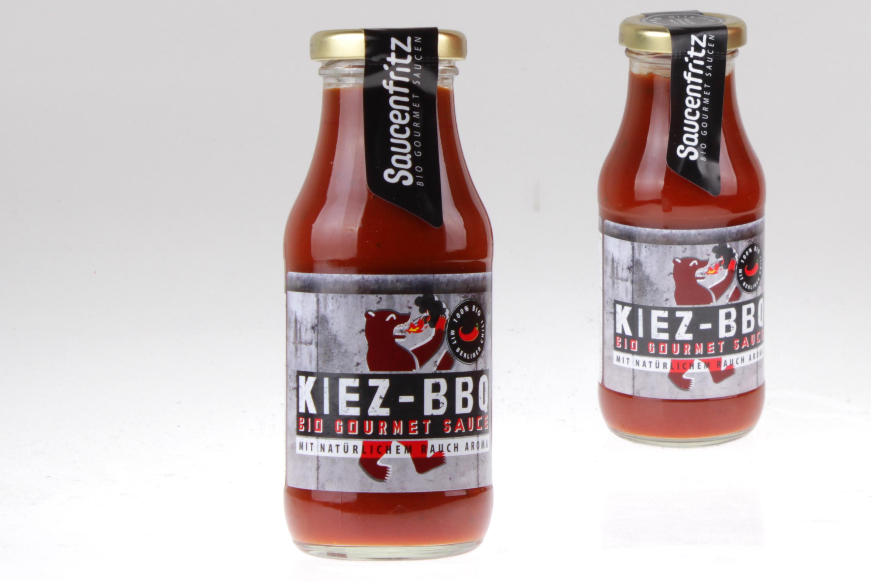 Kiez BBQ Grillsauce von feinjemacht