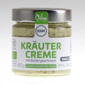 Kraeuter Creme vegane Butteralternative von feinjemacht
