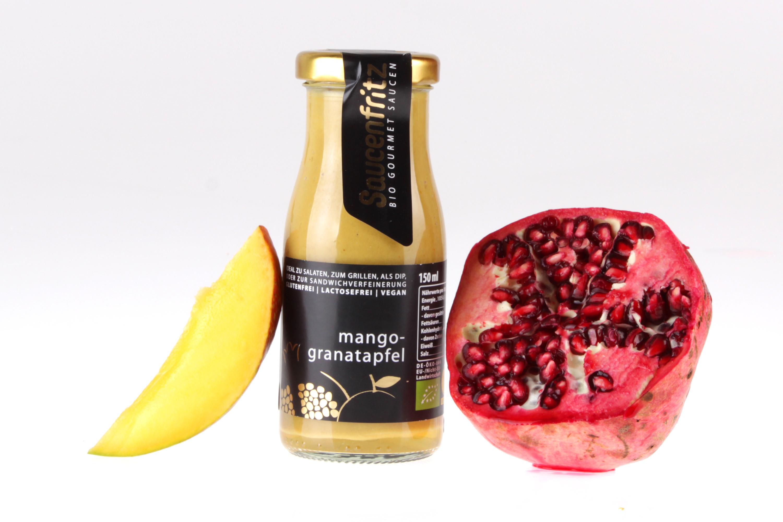 Mango Granatapfel Dressing von feinjemacht