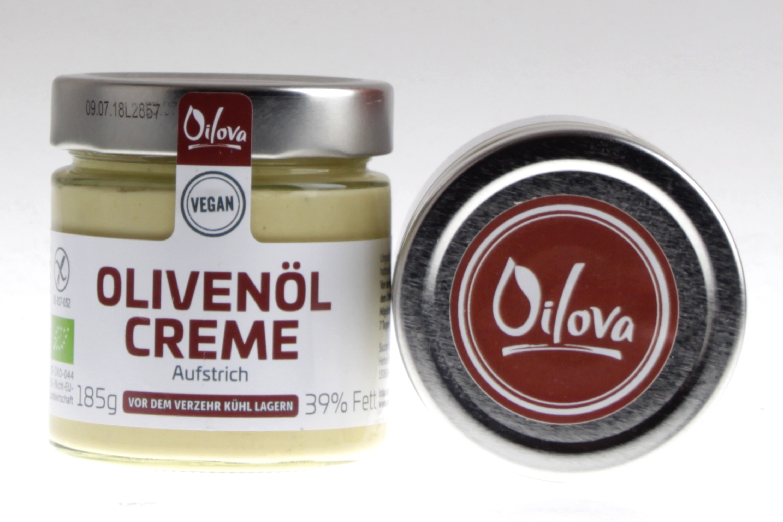 Olivenoel Creme vegane Butteralternative von feinjemacht