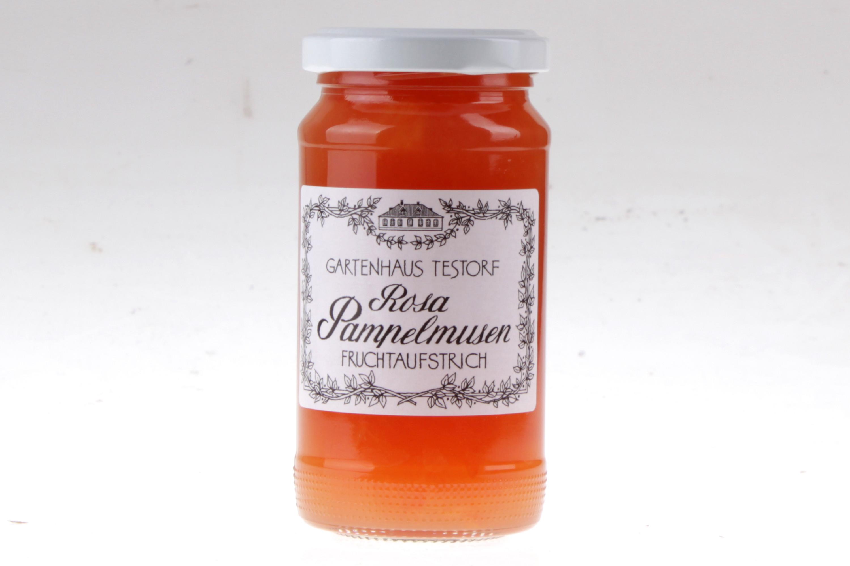Rosa Pampelmuse Fruchtaufstrich von feinjemacht