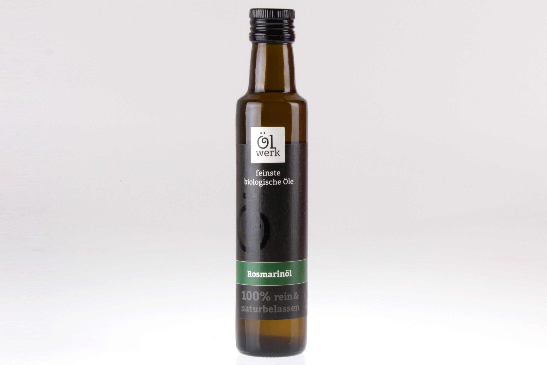 Bio Rosmarinöl Würzöl von feinjemacht