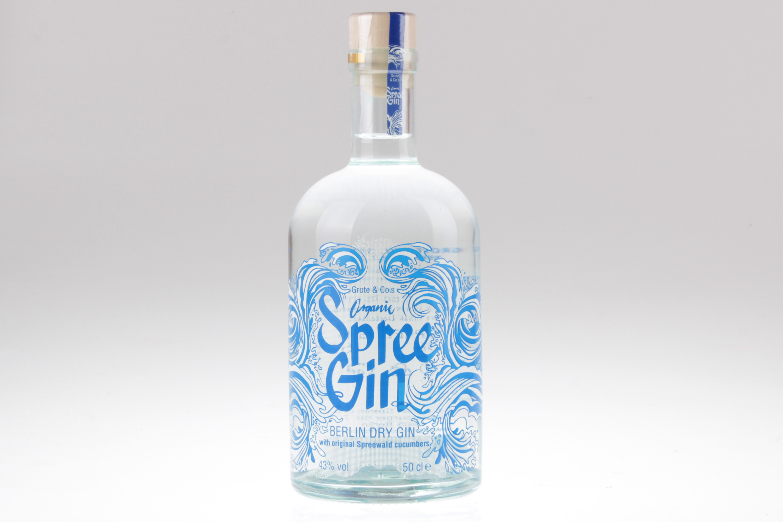 Spree Gin Organic von feinjemacht