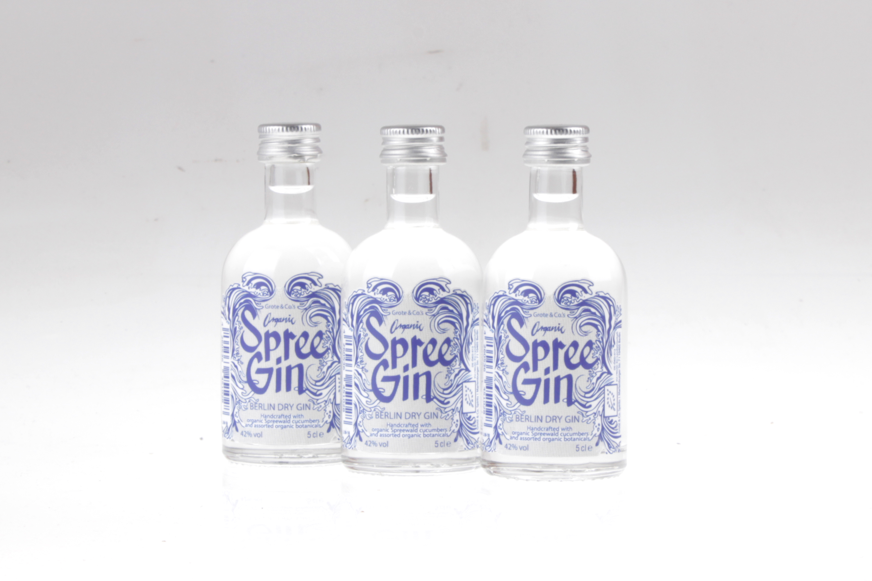 Bio Spree Gin von feinjemacht