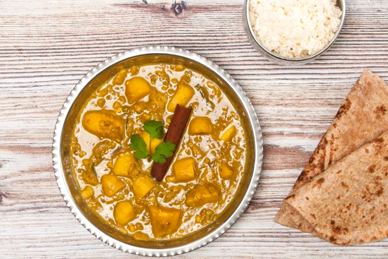 Suedinisches Curry Rezept von feinjemacht
