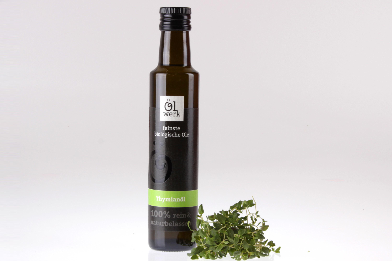 Bio Thymianöl Würzöl von feinjemacht
