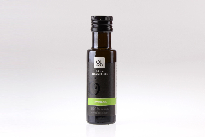 Thymianöl Bio Würzöl von feinjemacht