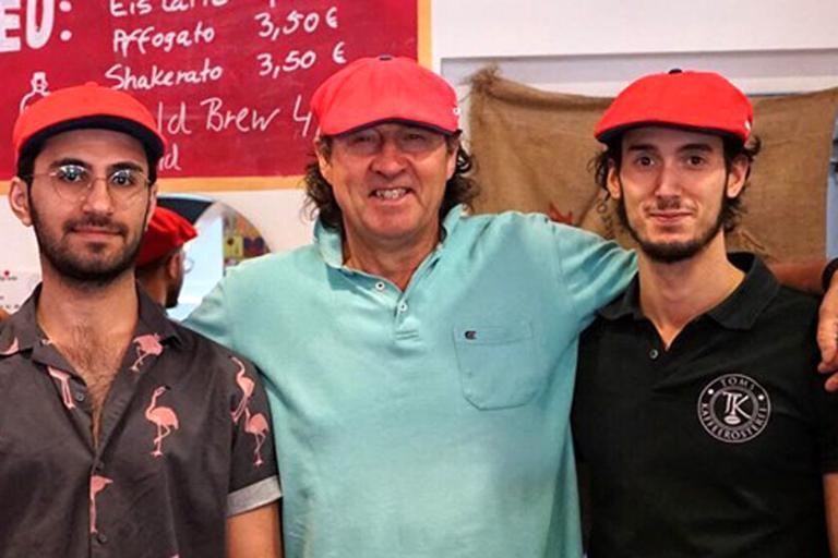 Toms Kaffeeroesterei im feinjemacht shop