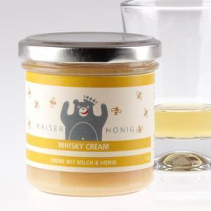 Whisky Cream Milchcreme von feinjemacht