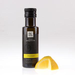 Zitronenöl Bio Würzöl von feinjemacht