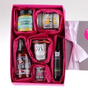 BBQ Starter Geschenkbox von feinjemacht