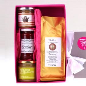 Berliner Frühstück Geschenkbox von feinjemacht