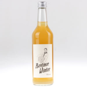Berliner Winter grosse Flasche von feinjemacht