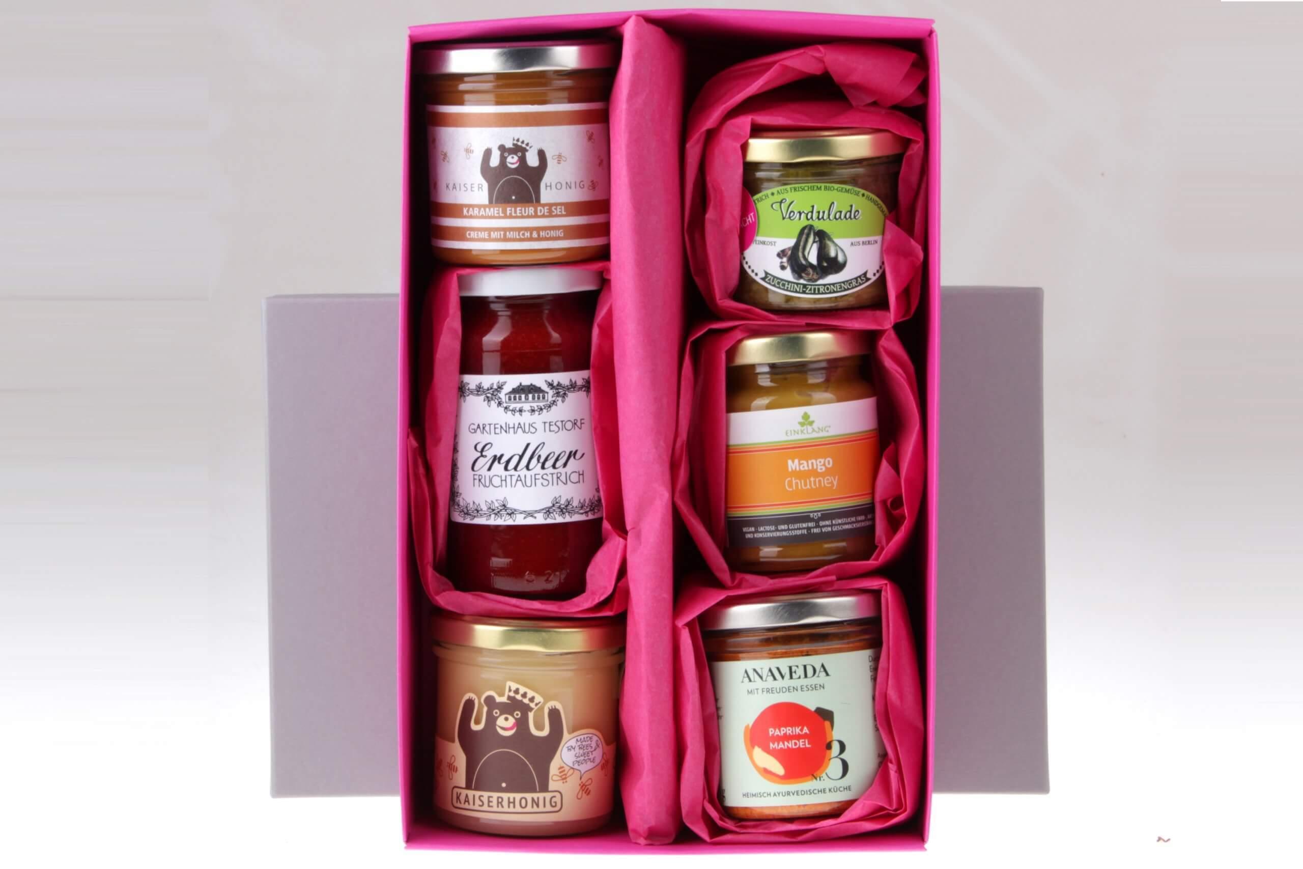 Fruehstuecksbox suess und salzig von feinjemacht
