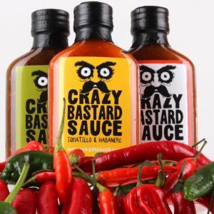 Scharfe Sauce Trio Infernale von feinjemacht