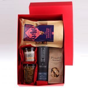 Weihnachts Geschenkbox Feiner Nussgenuss von feinjemacht