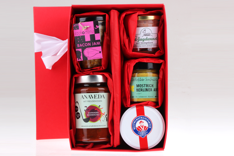 Weihnachts Geschenkbox Männerküche von feinjemacht