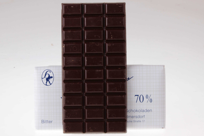 Bitter Tafel Schokolade Hamann von feinjemacht